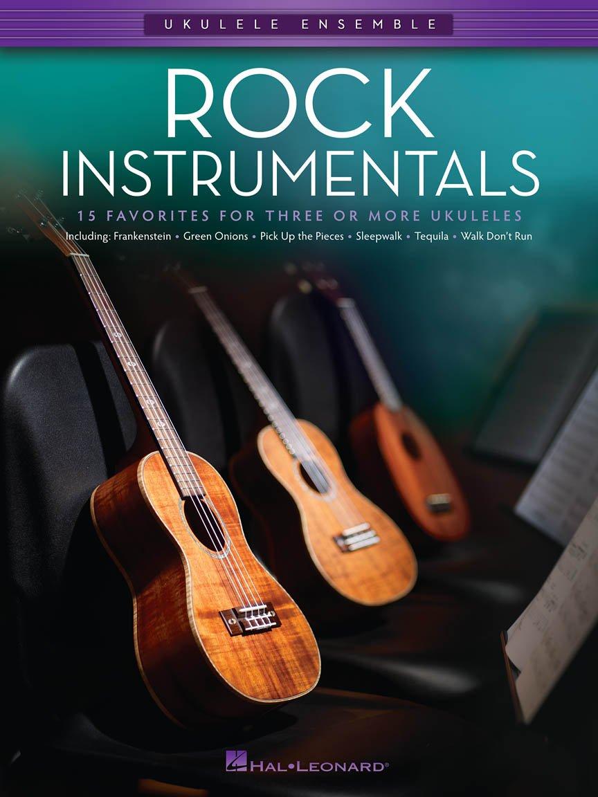Rock Instrumentals Ukulele Ensembles Late Intermediate