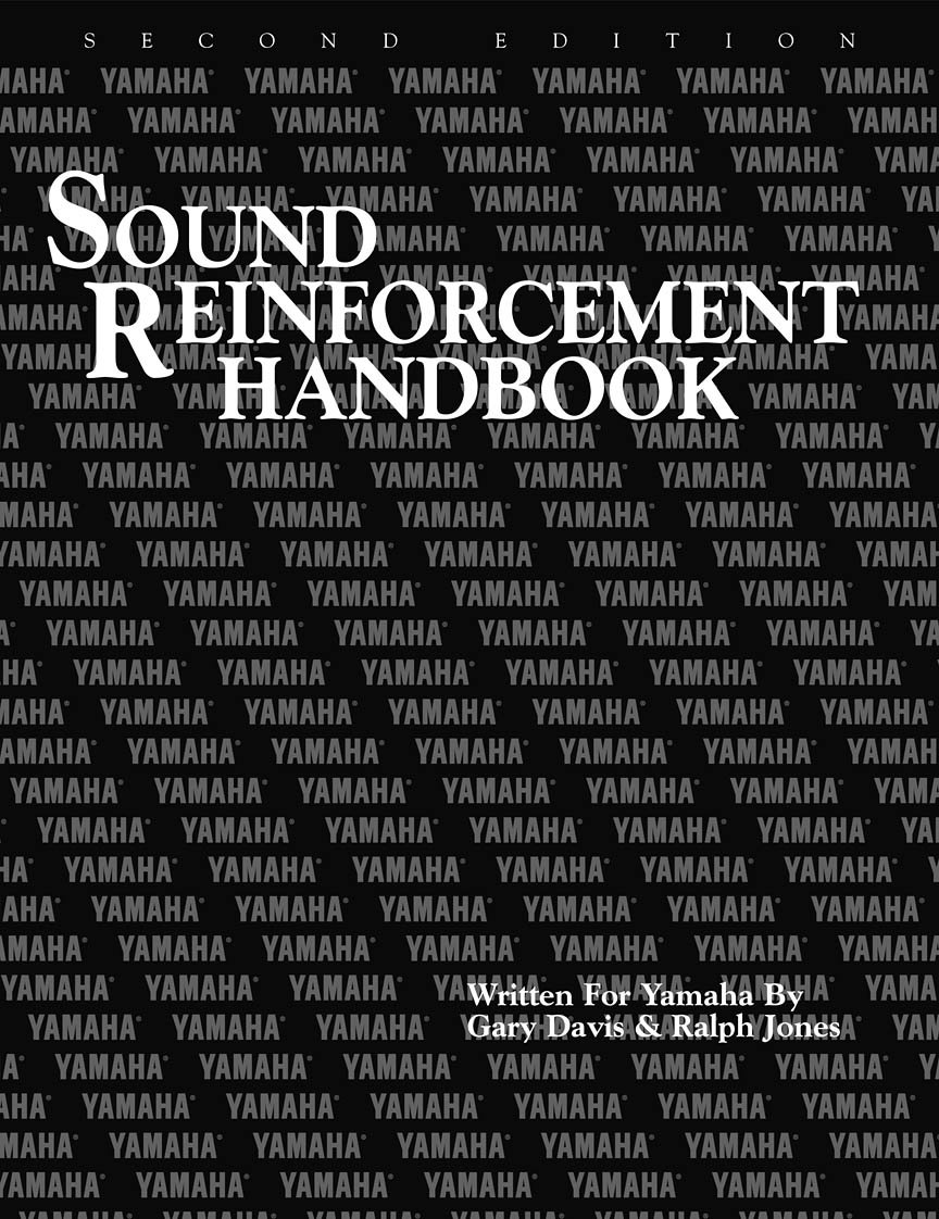 Hal Leonard Yamaha The Sound Reinforcement Handbook Second Edition
