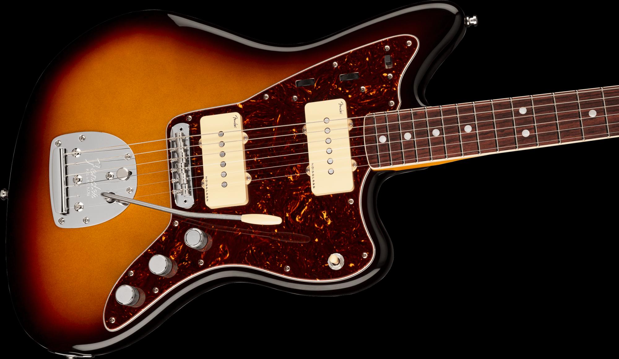 Fender American Ultra Jazzmaster - Ultraburst