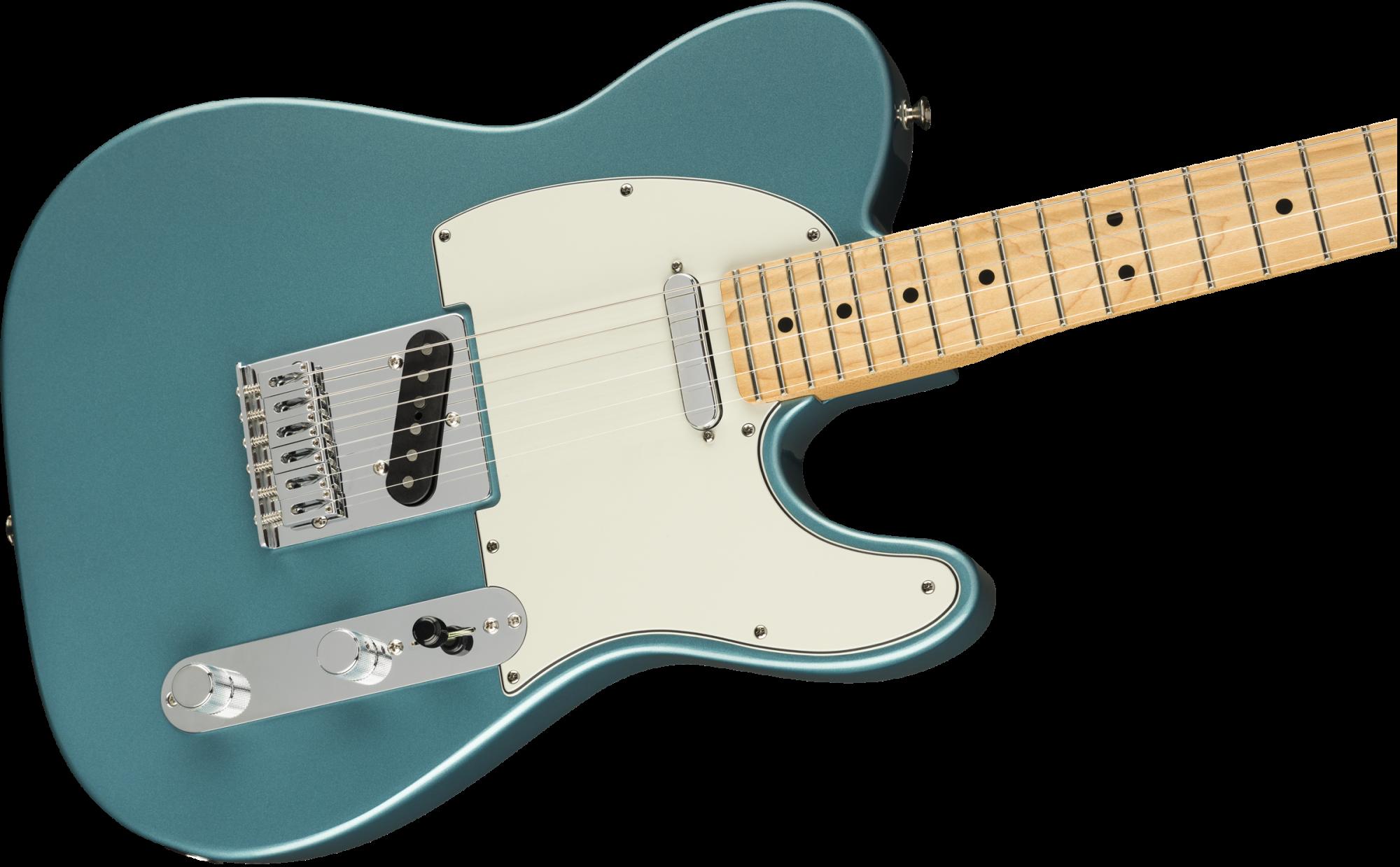 Fender Player Telecaster Maple Fingerboard - Tidepool