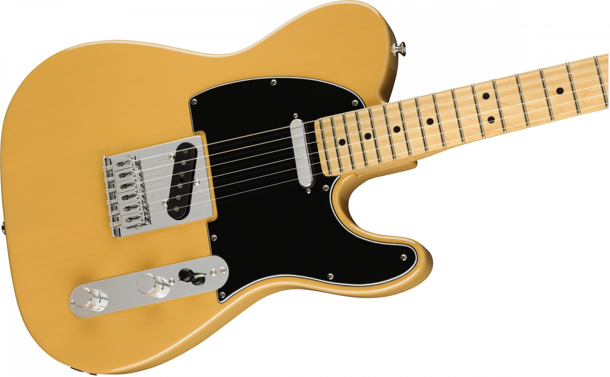 Fender Player Telecaster, Maple Fingerboard, Butterscotch Blonde