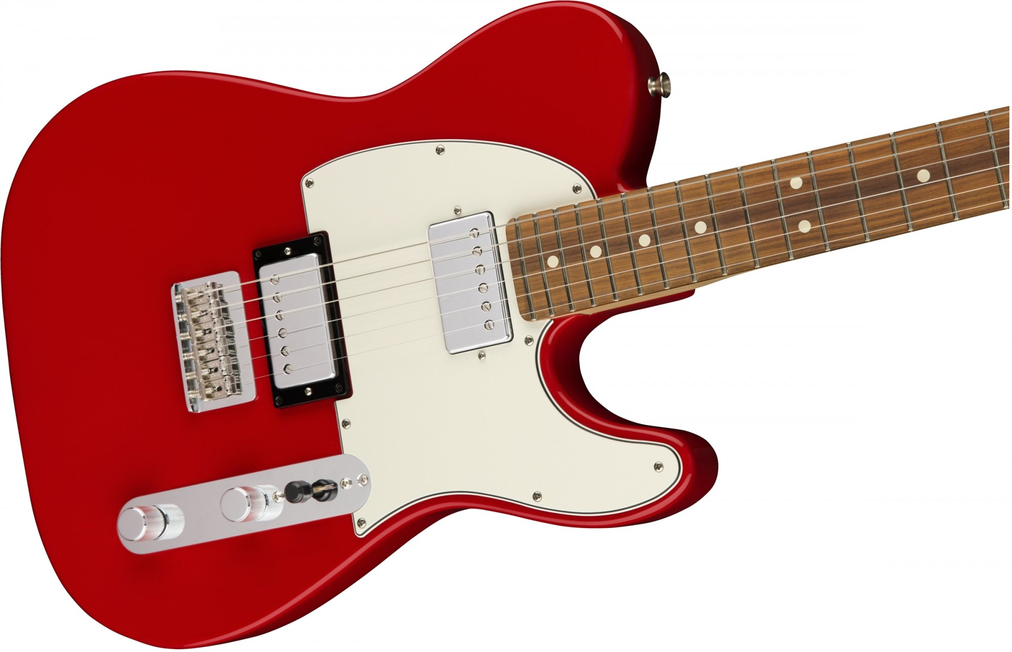 Fender Player Series Telecaster HH, Pau Ferro Fingerboard, Sonic Red