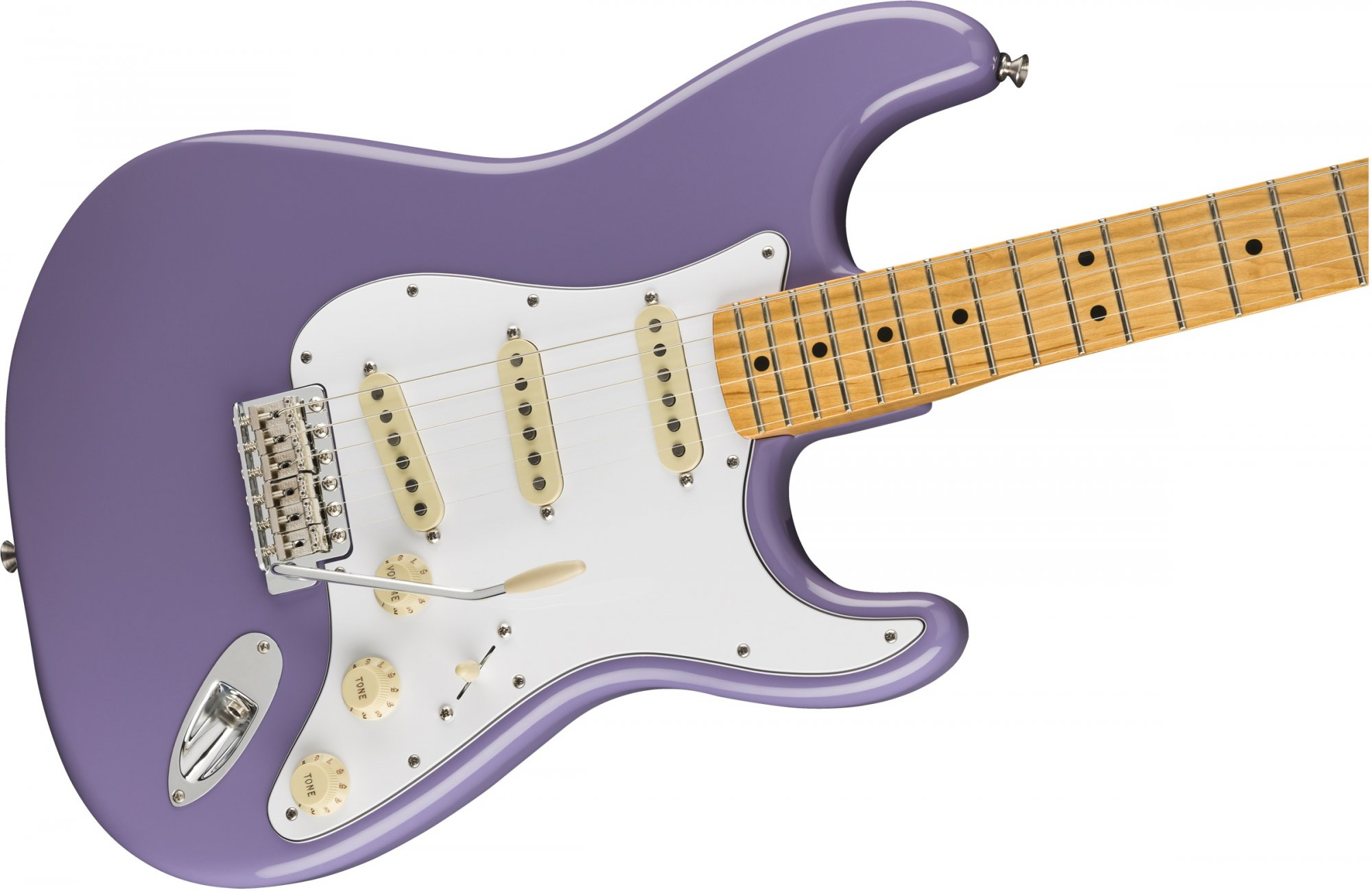 Fender Jimi Hendrix Stratocaster, Maple Fingerboard, Ultra Violet