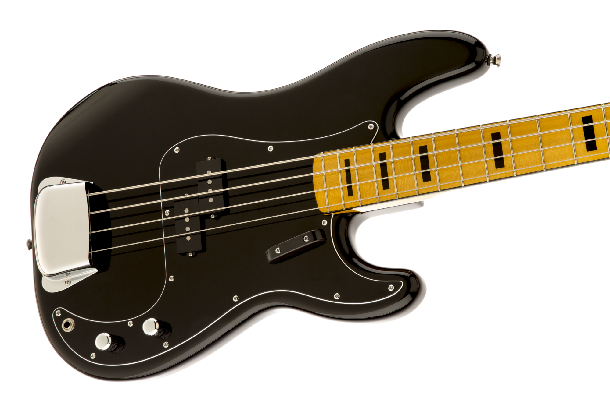 Squier Classic Vibe Precision Bass '70s, Maple Fingerboard, Black