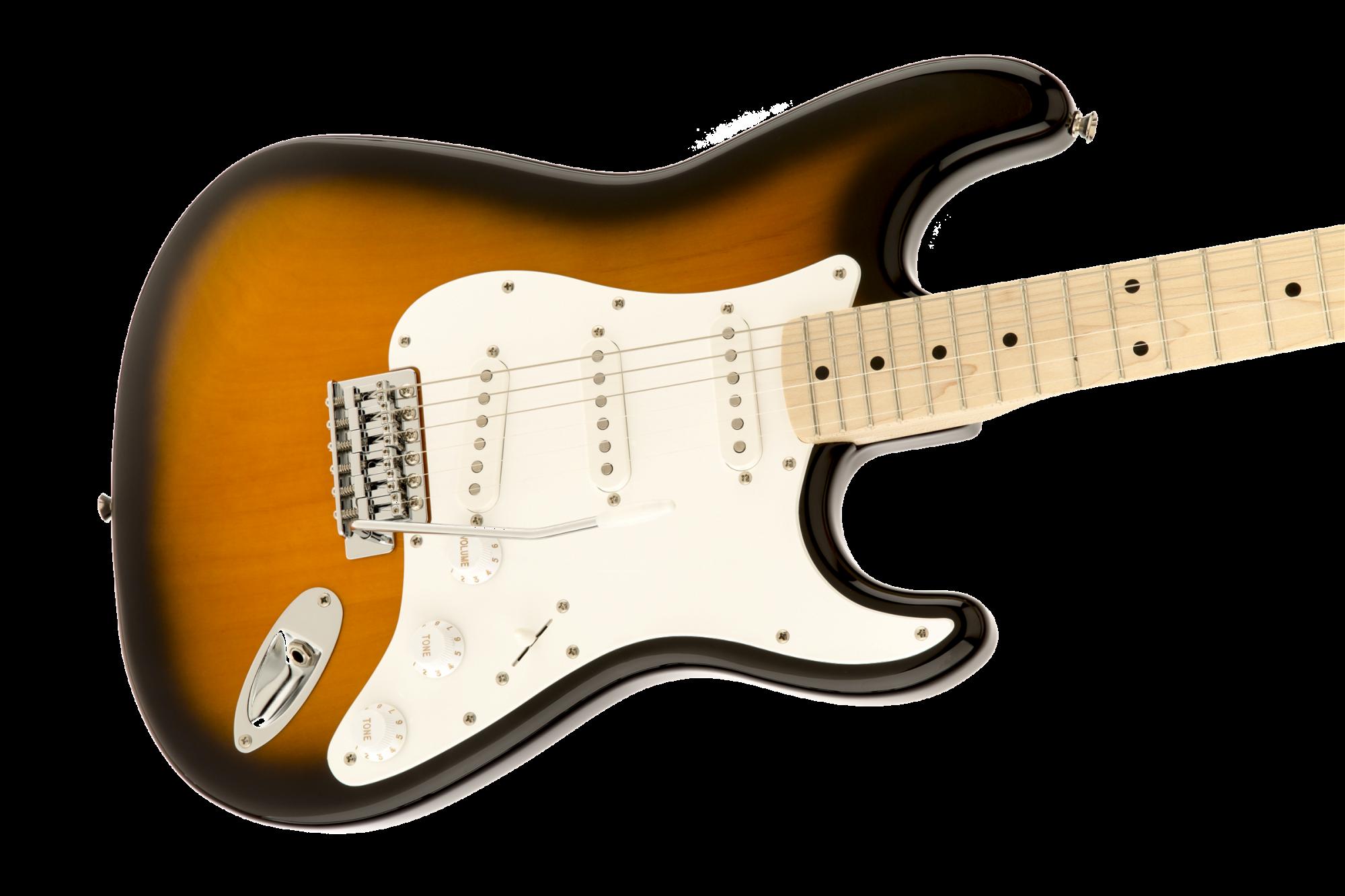 Squier Affinity Series Stratocaster - 2-Color Sunburst
