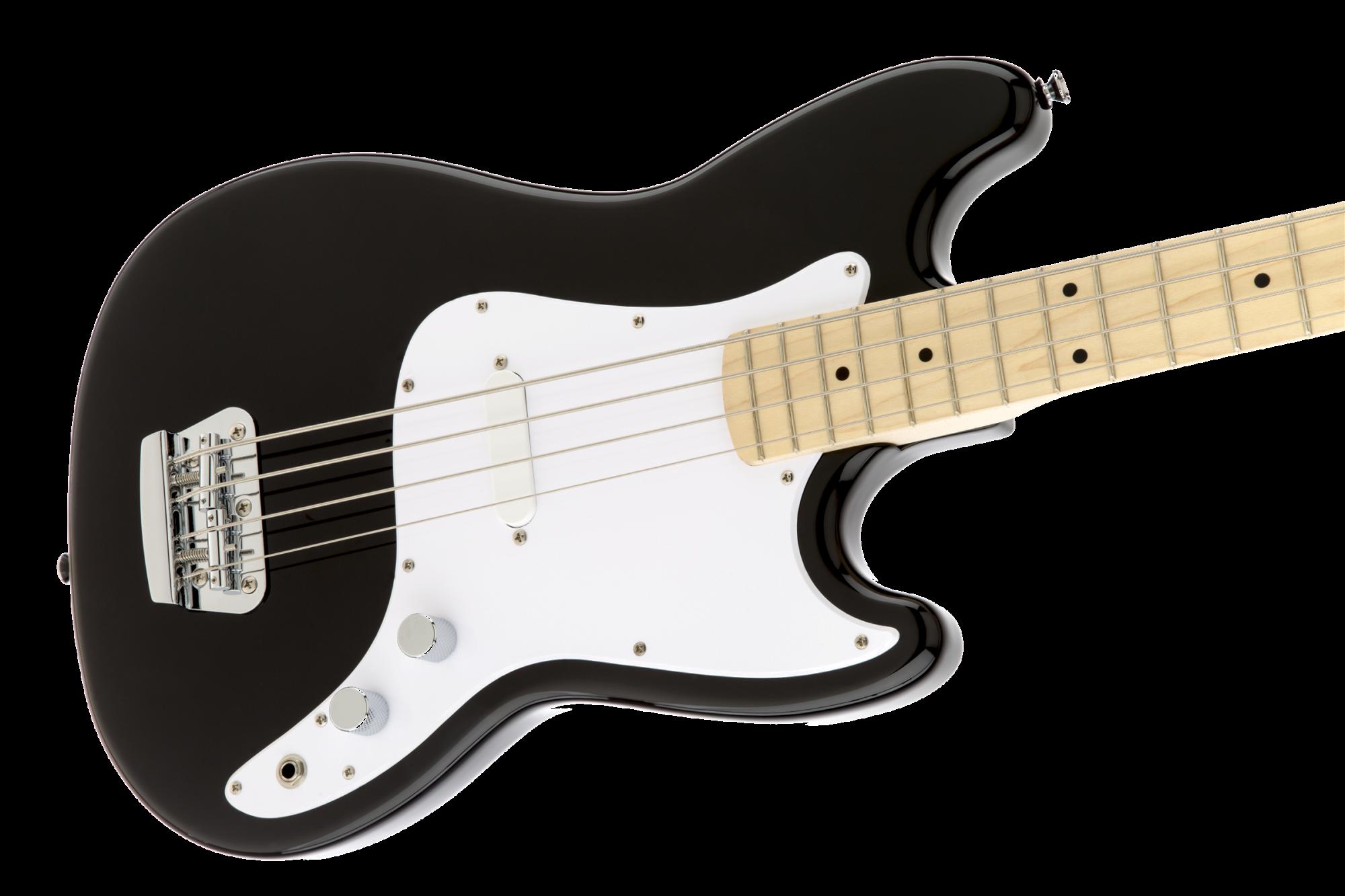 Squier Bronco Bass - Black
