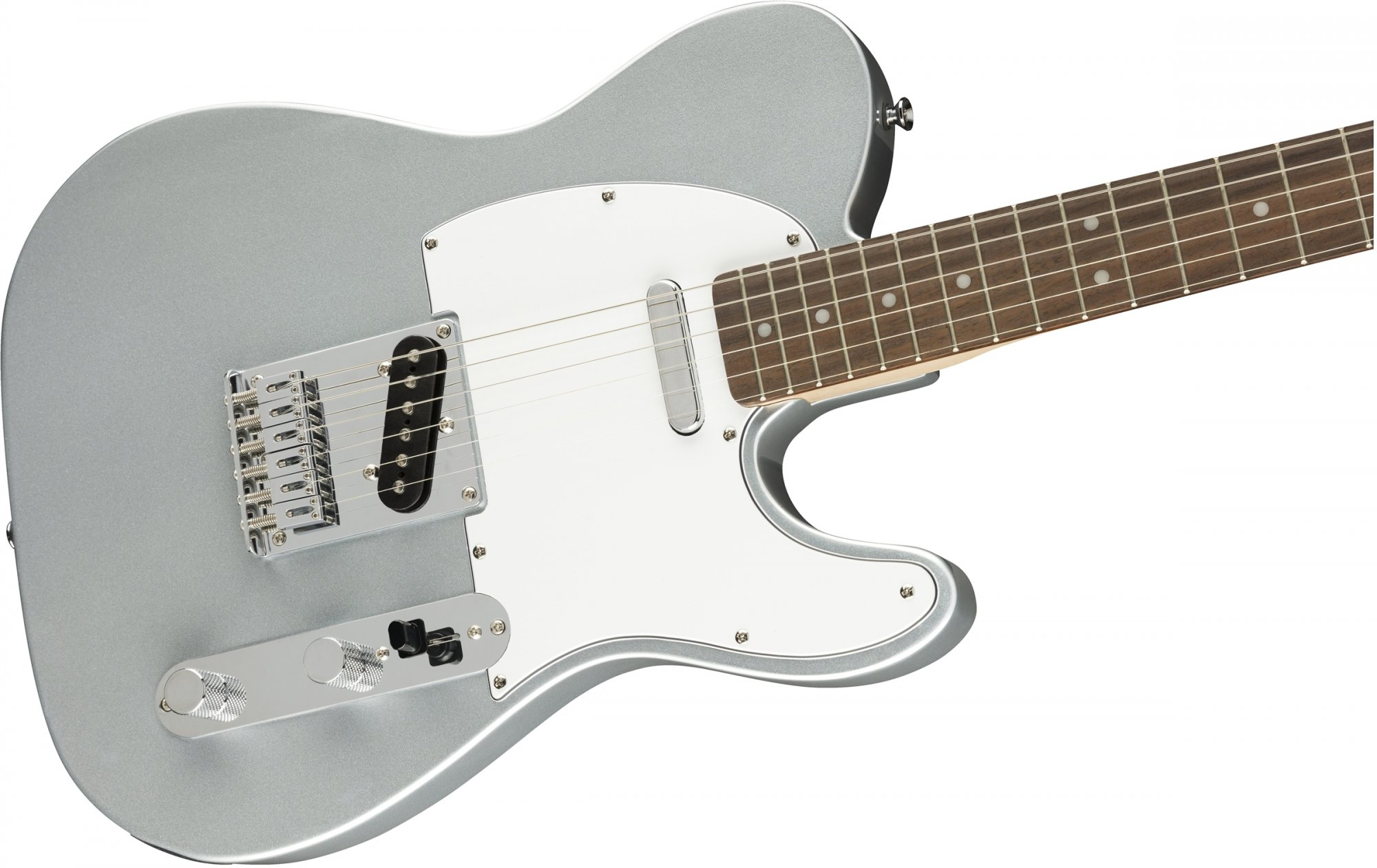 Squier Affinity Series Telecaster, Slick Silver