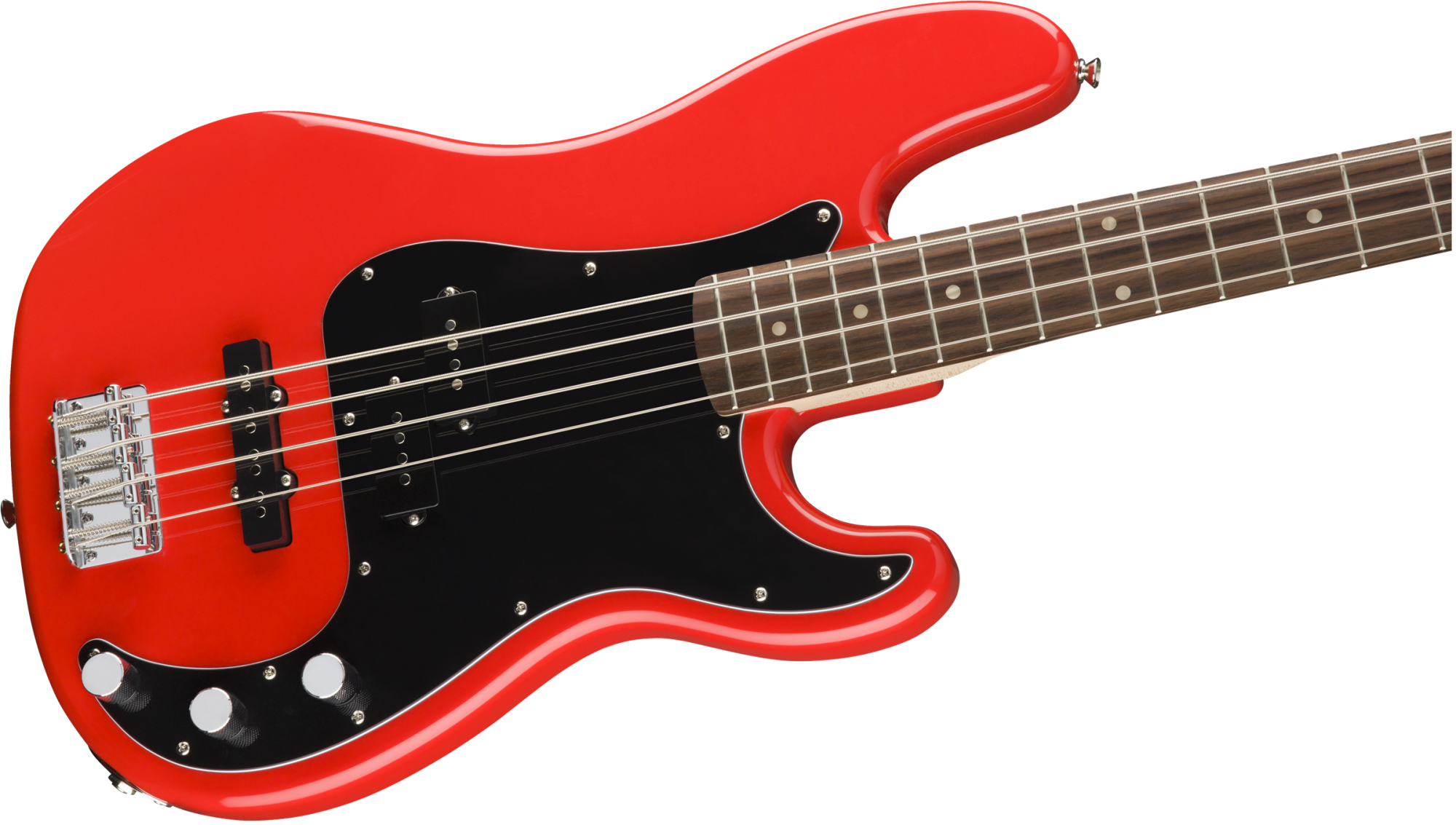 Squier Affinity Series Precision Bass PJ, Laurel Fingerboard, Race Red