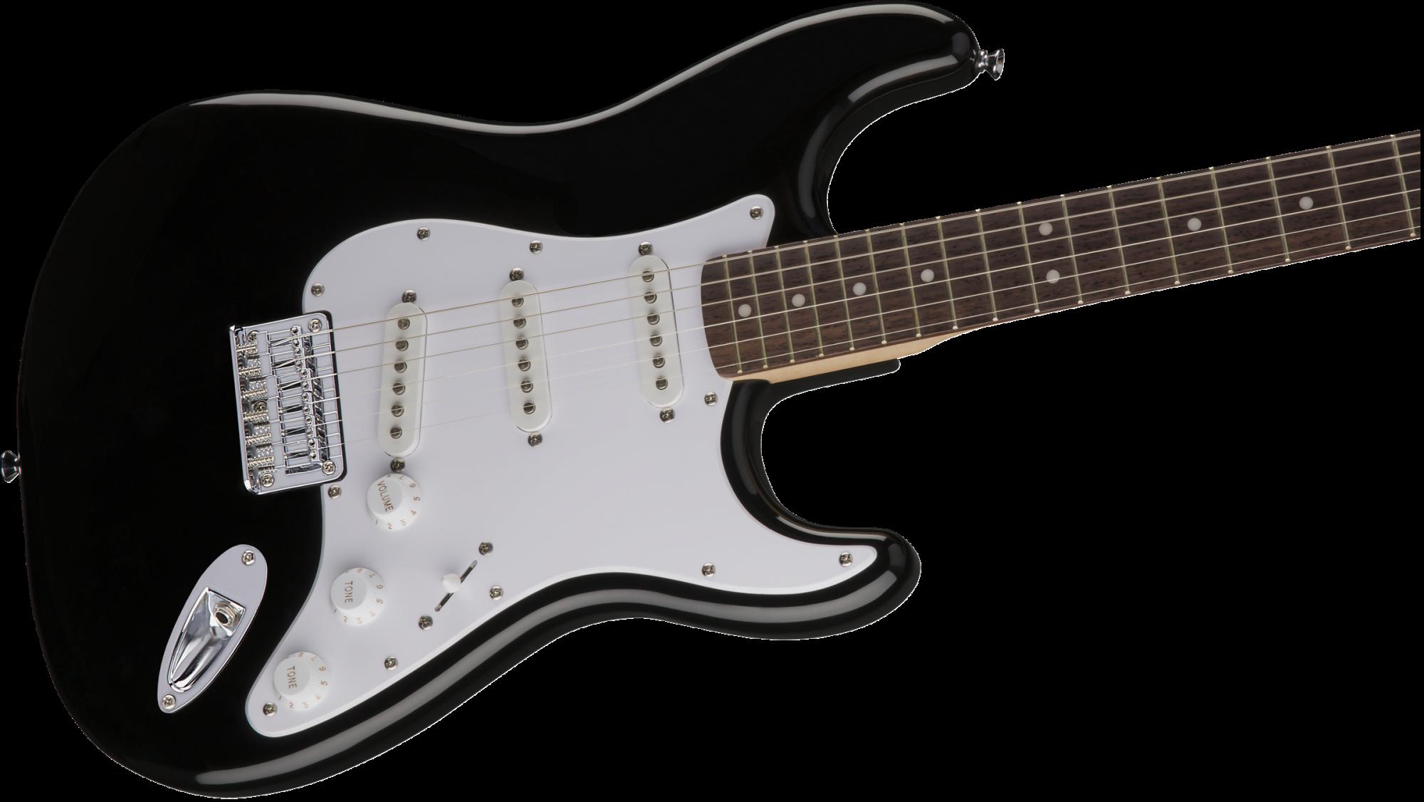 Squier Bullet Stratocaster HT - Black