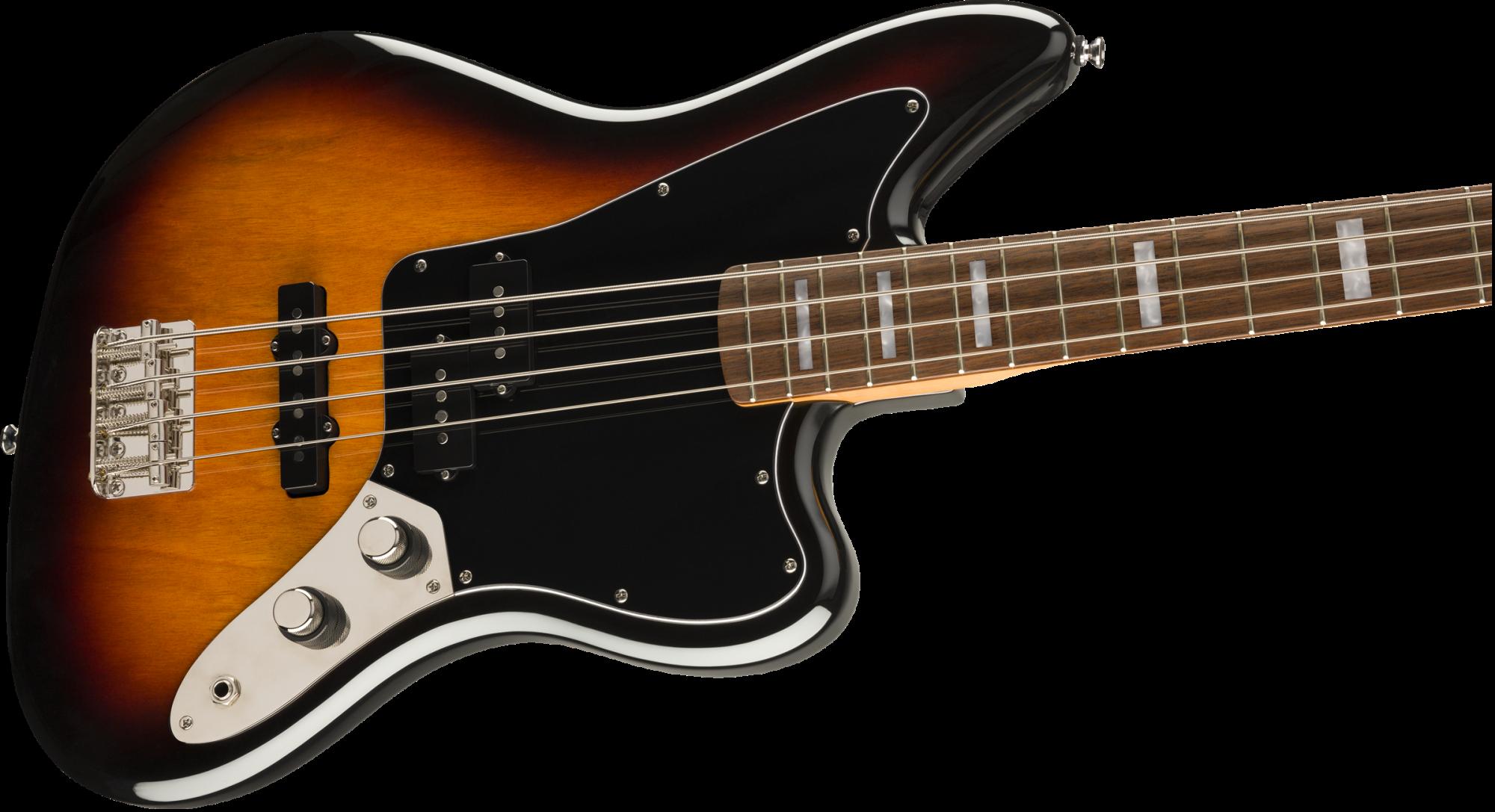 Squier Classic Vibe Jaguar - 3-Color Sunburst