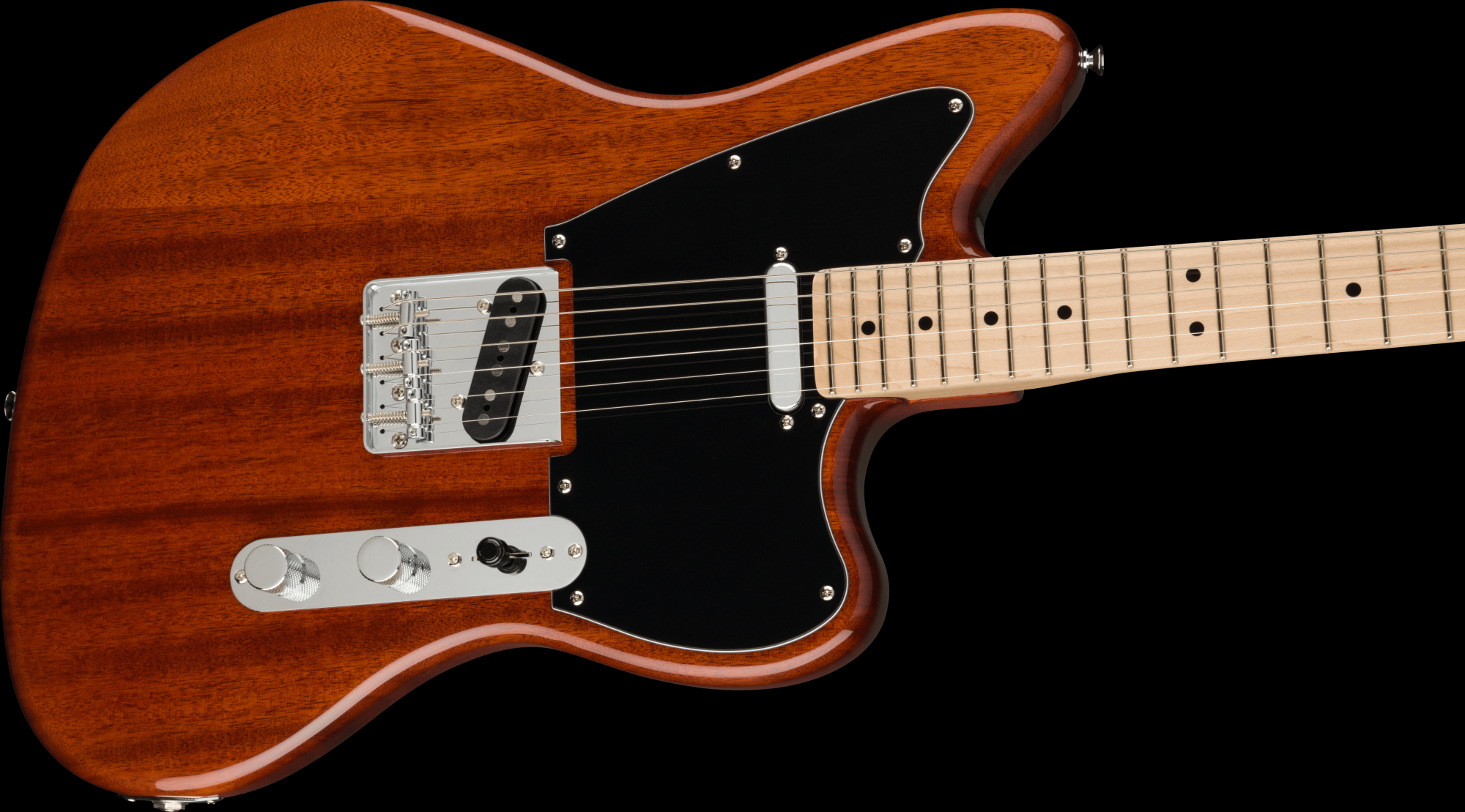 Squier Paranormal Offset Telecaster - Natural