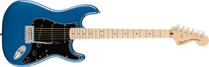 Affinity Series™ Stratocaster®, Maple Fingerboard, Black Pickguard, Lake Placid Blue