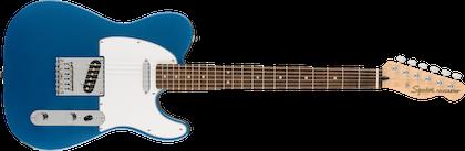 Affinity Series™ Telecaster®, Laurel Fingerboard, White Pickguard, Lake Placid Blue