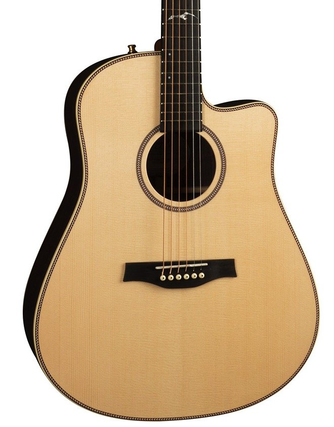 Seagull Artist Studio CW Element Acoustic-Electric Guitar