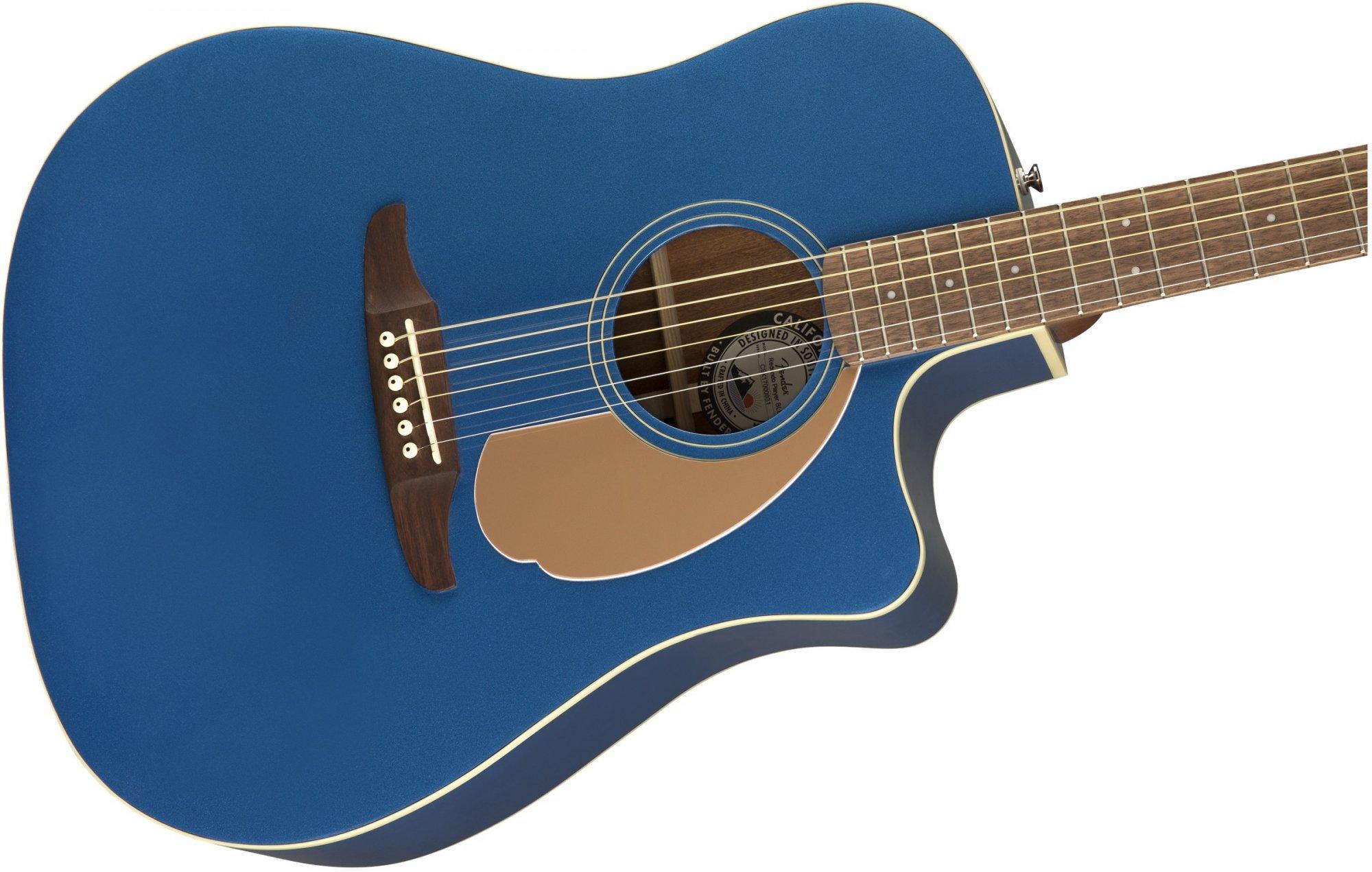 Fender Redondo Player, Belmont Blue