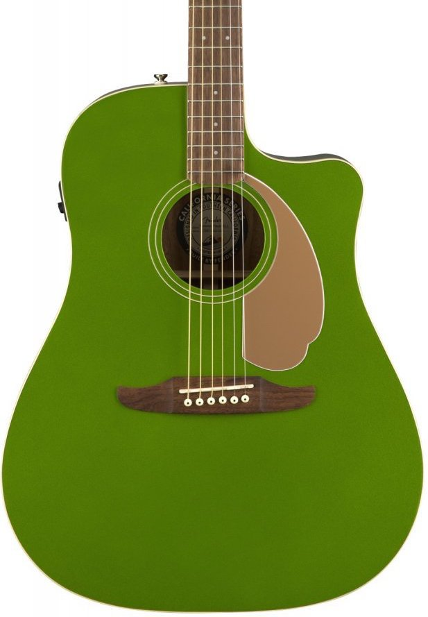 Fender Redondo Player, Electric Jade