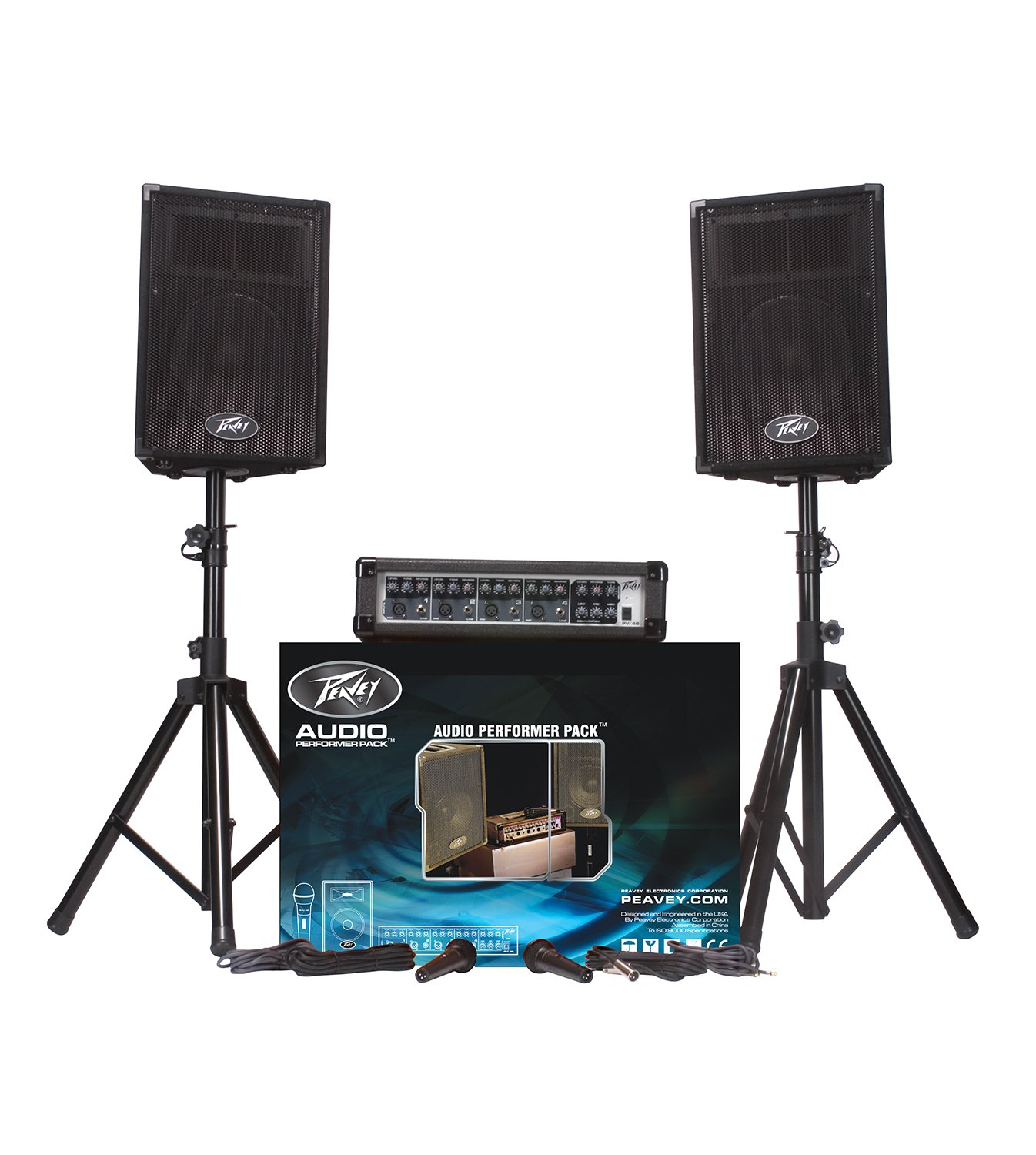 Peavey Audio Performer Pack Portable PA System