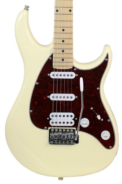 Peavey Raptor Plus Electric Guitar SSH - Ivory