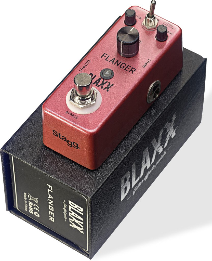 Stagg Blaxx Flanger Pedal