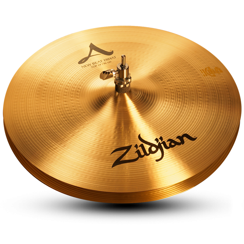 Zildjian 14 A Series New Beat Hi-Hats-Pair