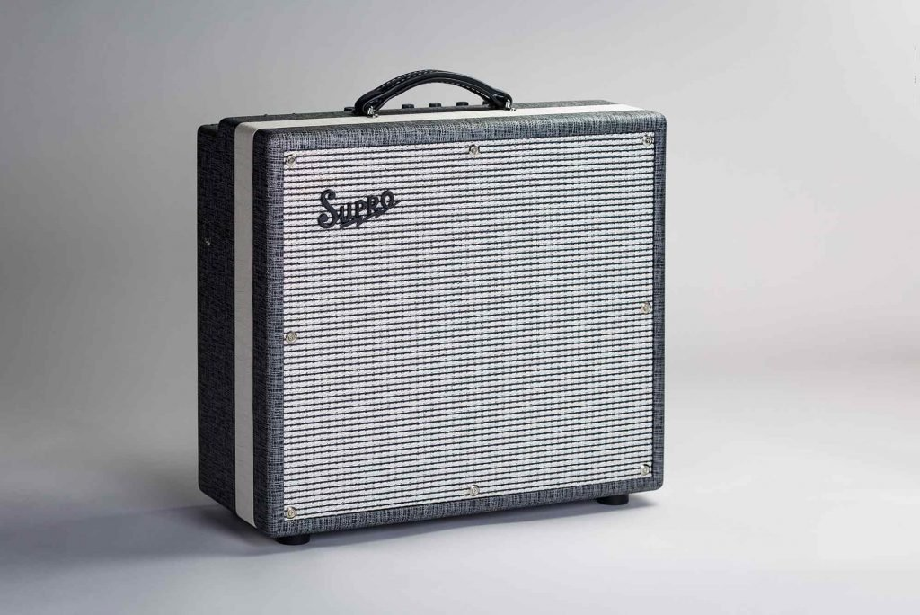 Supro Black Magick 1x12 All Tube Combo Guitar Amp