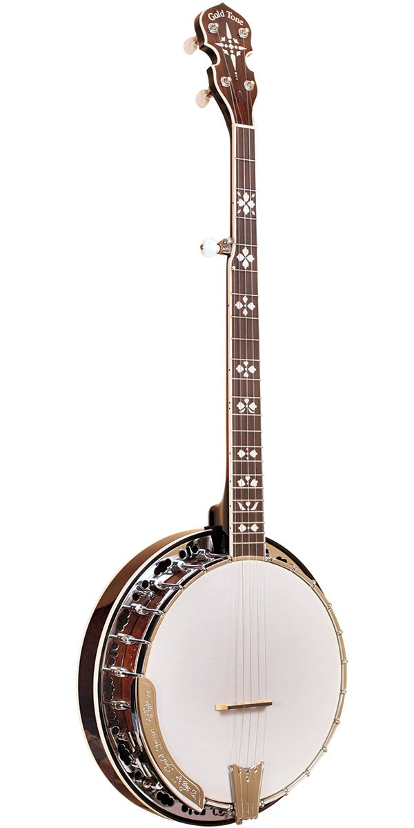 Gold Tone BG-150F Bluegrass Banjo w/ Flange