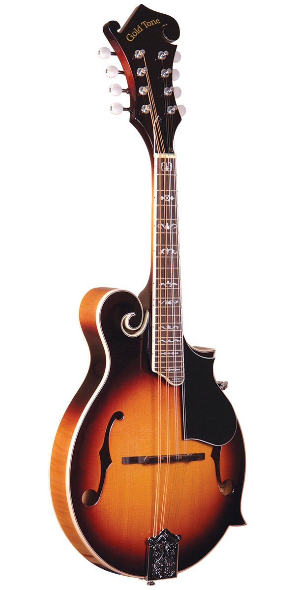 Gold Tone F Style GM-35 Mandolin w/ Case