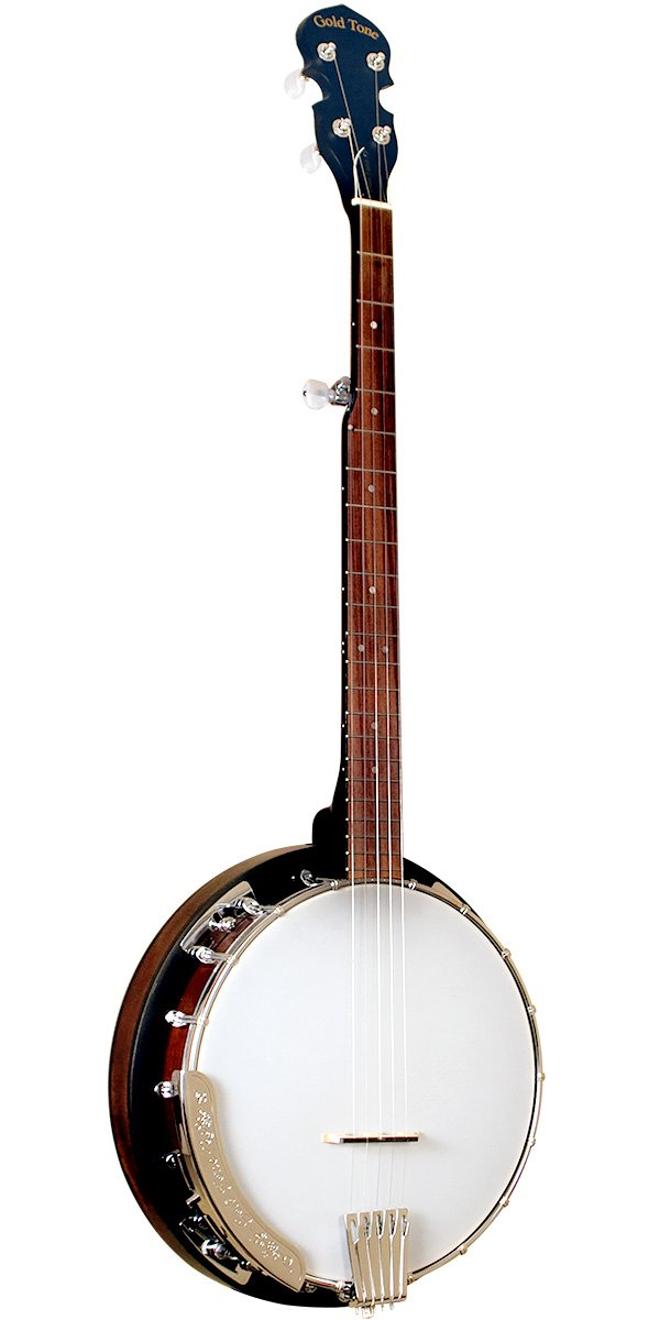 Gold Tone Cripple Creek Resonator Banjo w/Bag