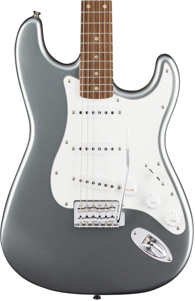 Squier Affinity Series Stratocaster, Slick Silver