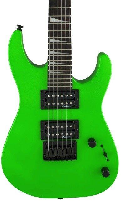 Jackson JS Series Dinky Minion JS1X, Rosewood Fingerboard, Neon Green