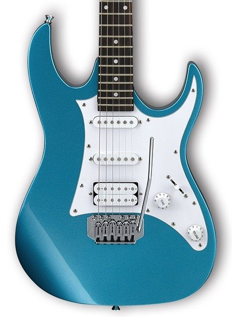 Ibanez GIO RX Electric Guitar - Metallic Light Blue