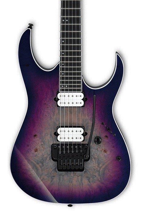 Ibanez RGIX6DLBSNB Iron Label 6str Electric Guitar - Supernova Burst