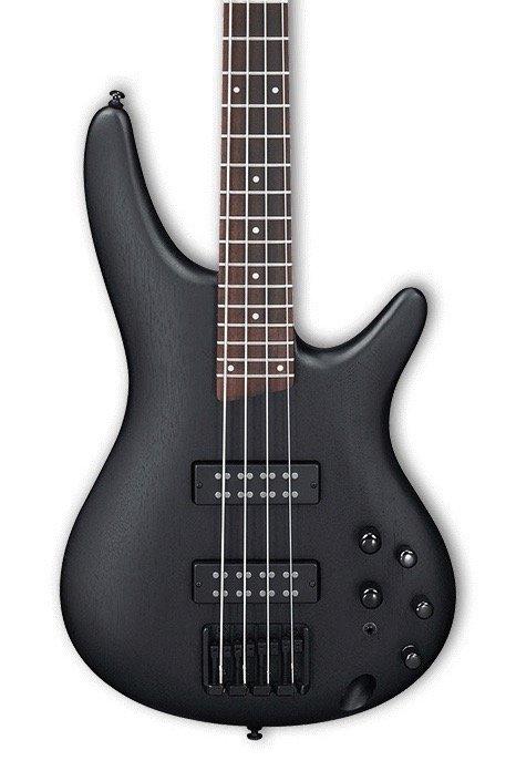 Ibanez SR300EBWK Standard Bass - Weathered Black