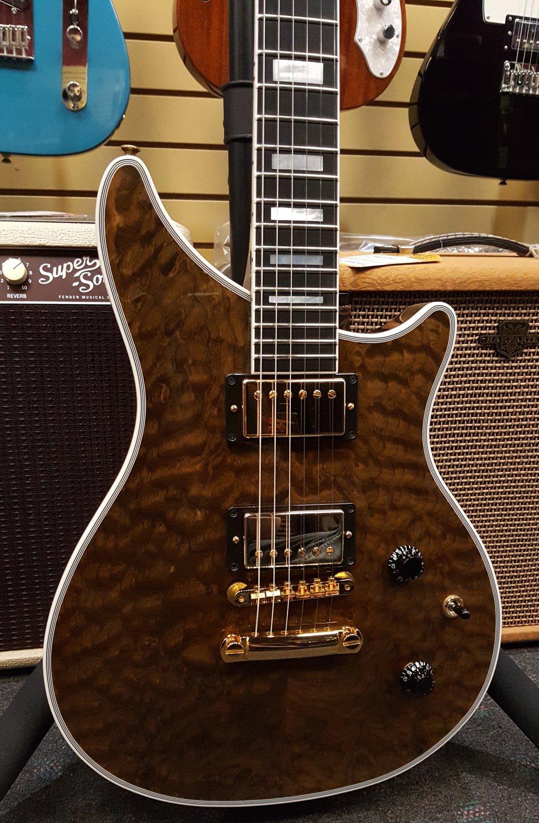 Gibson Custom Shop Limited Edition Modern Double Cut Custom - DC Rust