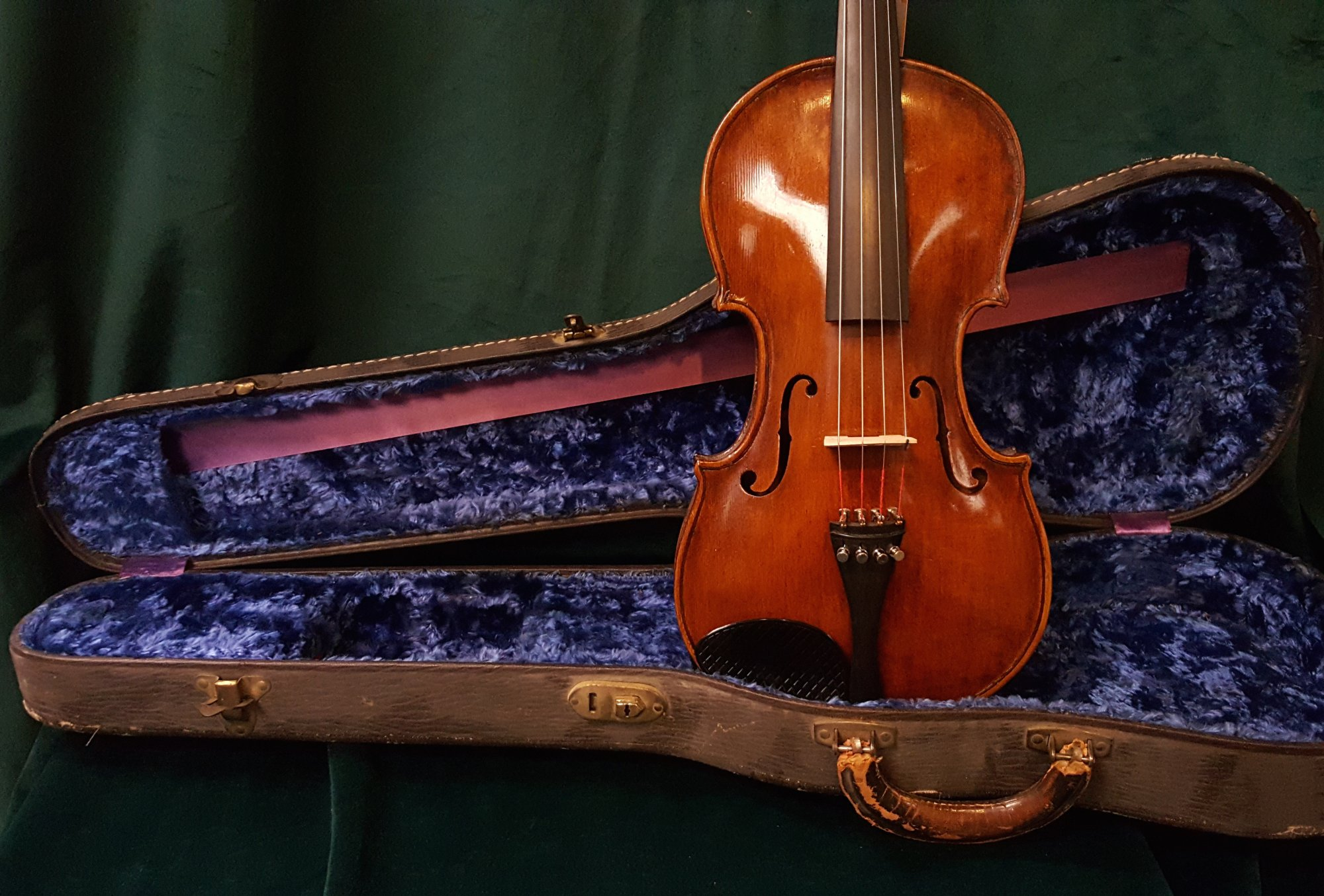 Vintage 1929 Medin Violin w/ Case