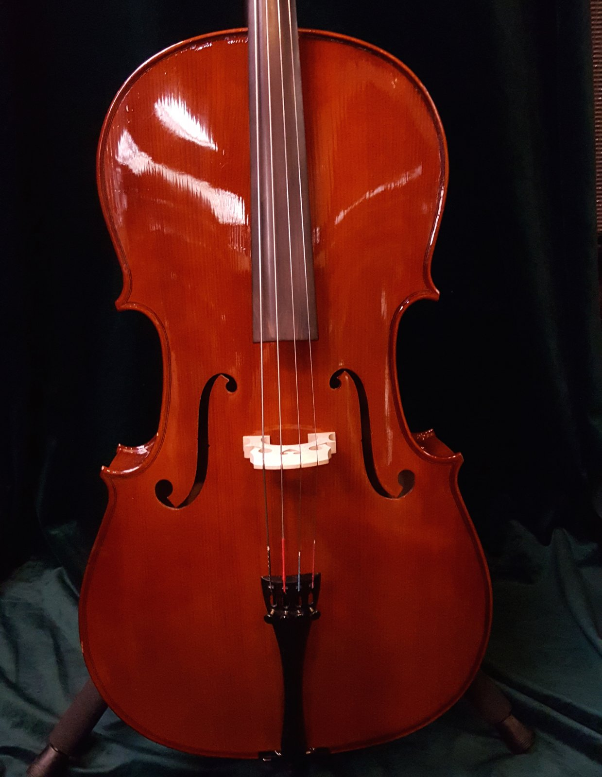 Used Palatino 3/4 Cello Outfit