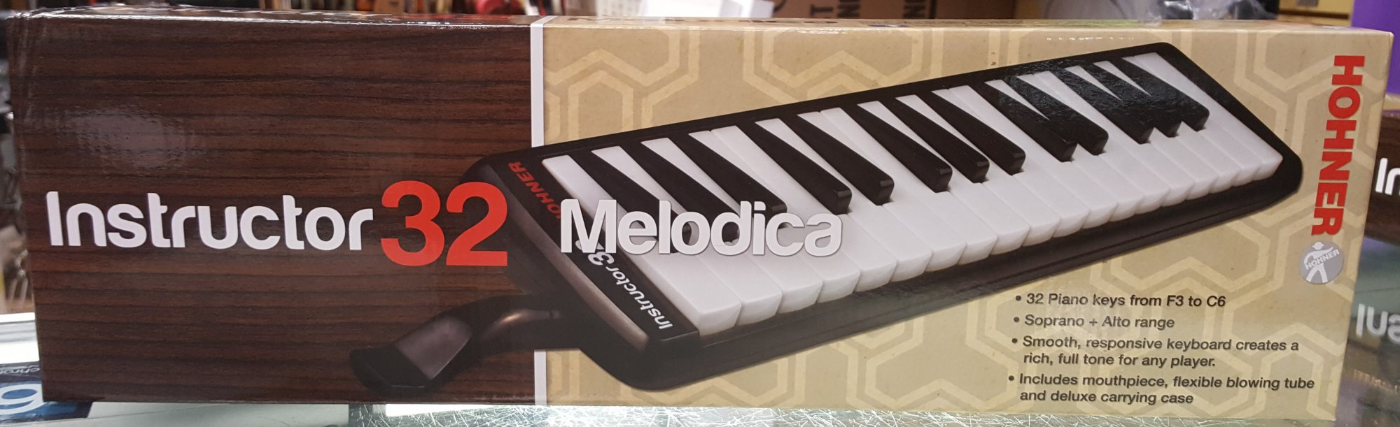 Hohner Instructor 32B Melodica