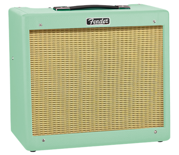 Fender Blues Jr. IV FSR - Surf Green/Wheat Grille Cloth