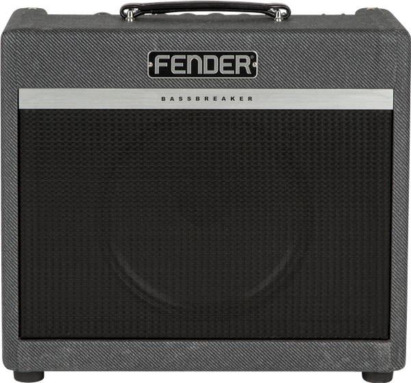 Fender Bassbreaker 15-15 Watt 1x12 Tube Electric Guitar Amp