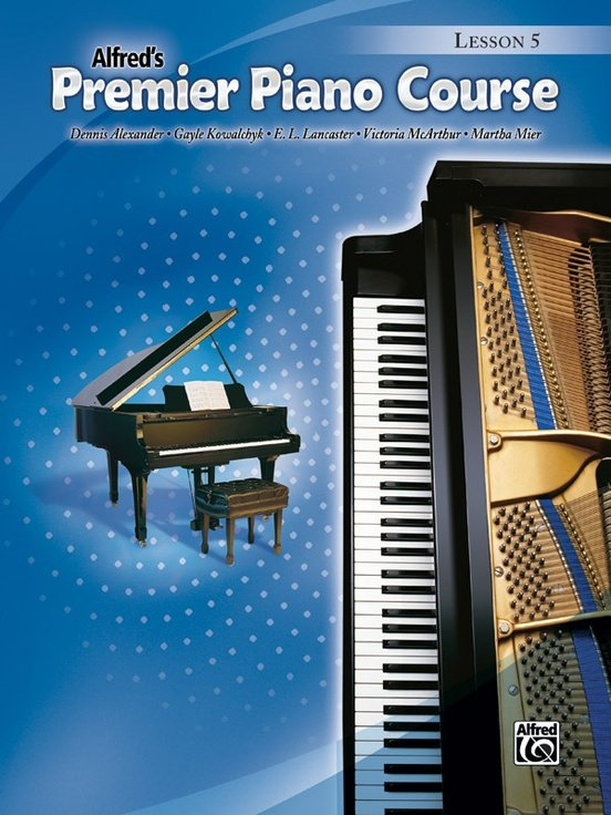 Alfred Premier Piano Course, Lesson 5