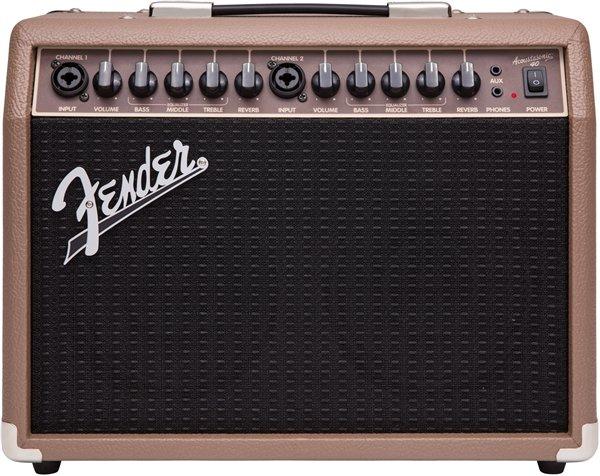 Fender Acoustasonic 40-40 Watt Acoustic Guitar Amp