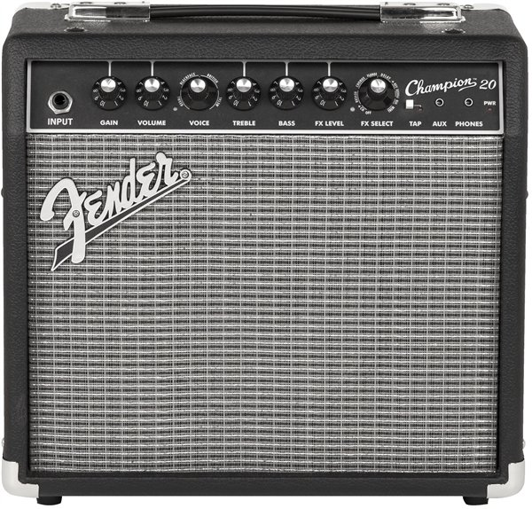 Fender Champion 20 20 Watt Electric Guitar Amp