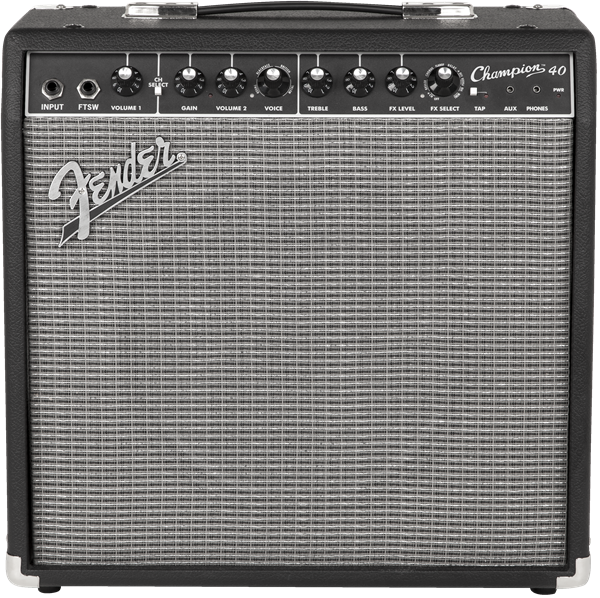Fender Champion 40 1x12 40 Watt Guitar Amp