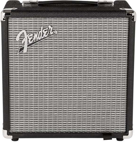 Fender Rumble 15 Black/Silver