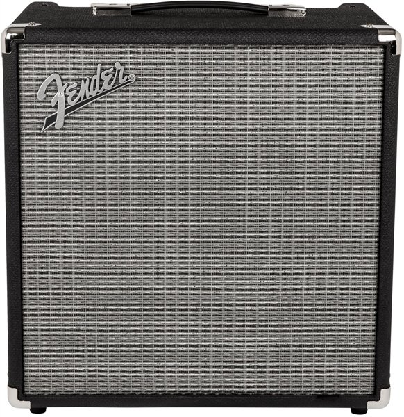 Fender Rumble 40 - Black/Silver