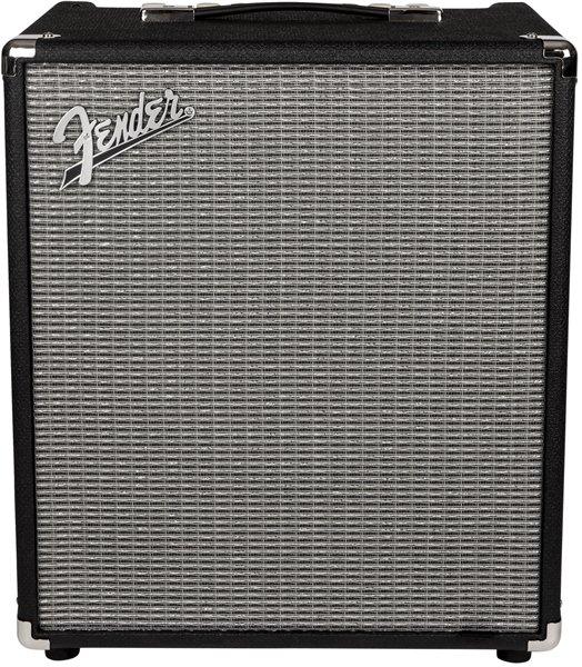 Fender Rumble 100 - Black/Silver