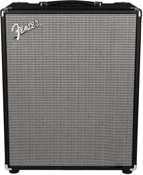 Fender Rumble 200 - Black/Silver