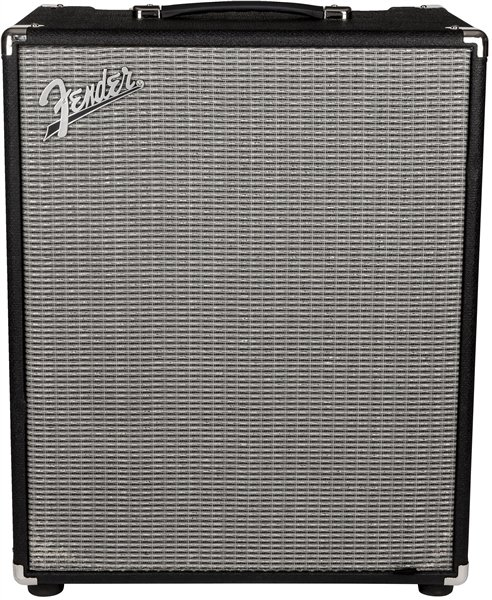 Fender Rumble 500 - Black/Silver