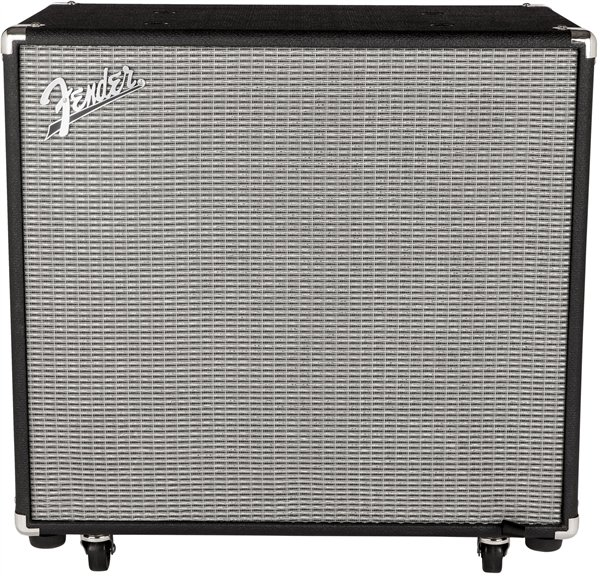 Fender Rumble 115 Cabinet - Black/Silver