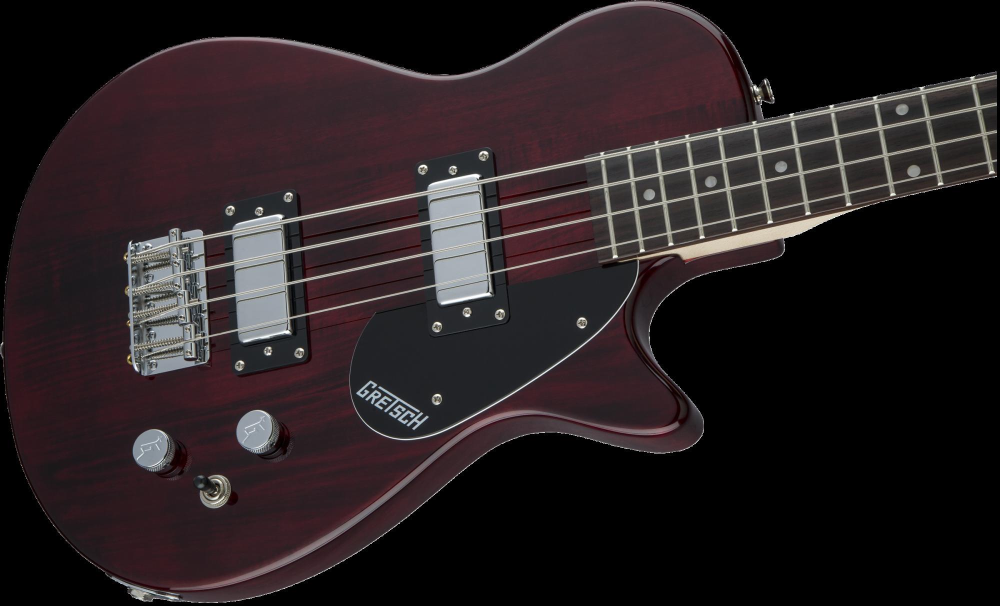 Gretsch G2220 Electromatic Junior Jet Bass II Short-Scale - Walnut Stain